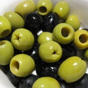 Mix di olive dolci senza osso